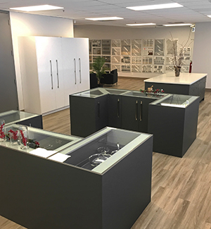 Mississauga Showroom