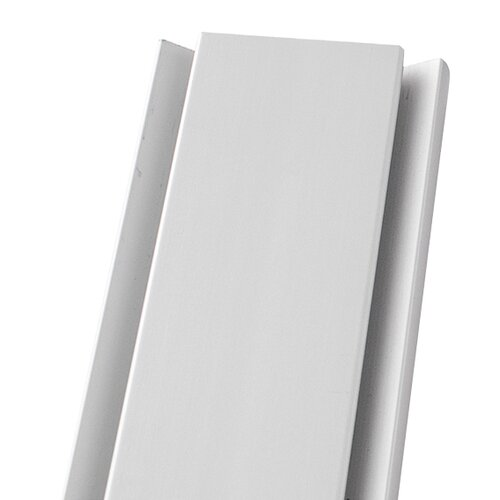 Slim Aluminum Profiles for Vertical Posts