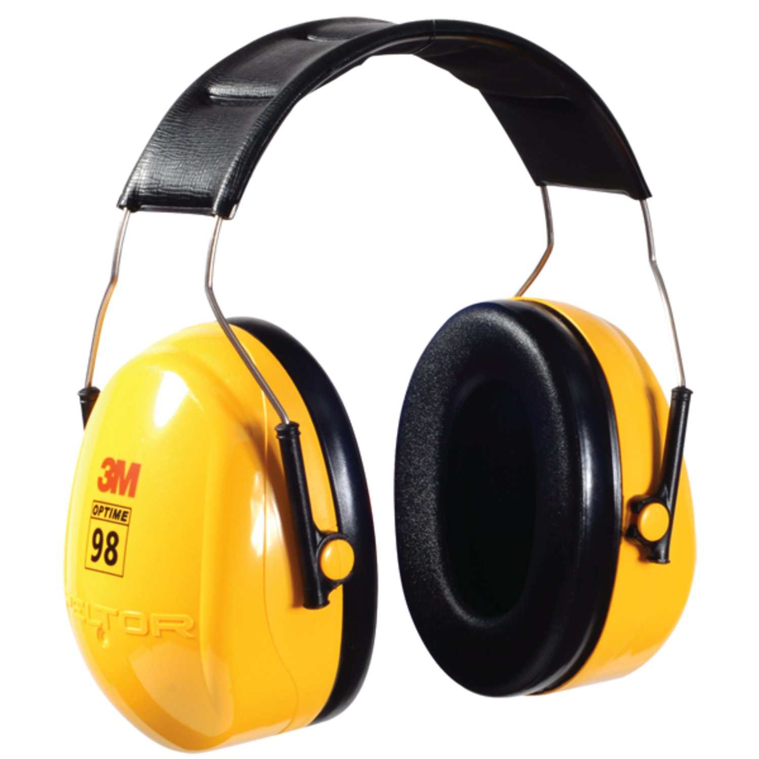 3m peltor optime 98 over the head earmuffs 3m h9a for A and m salon equipment