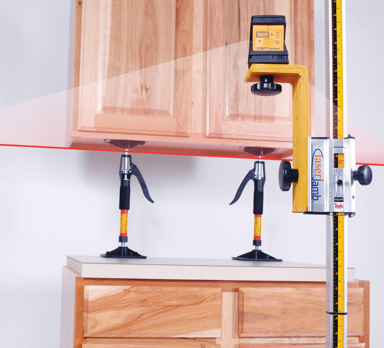 Kitchen Cabinet Installation Tools